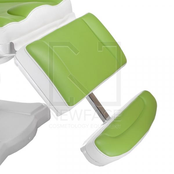 Elektryczny fotel kosmetyczny Mazaro BR-6672 Zielo #12