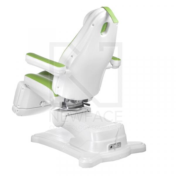 Elektryczny fotel kosmetyczny Mazaro BR-6672 Zielo #15
