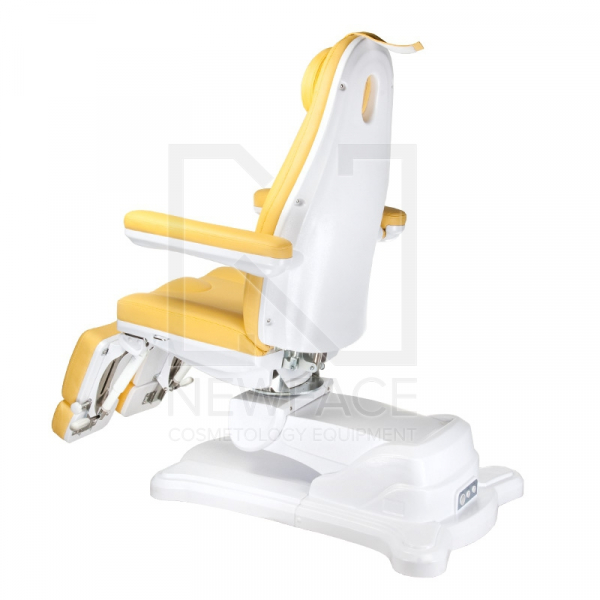 Elektryczny fotel kosmetyczny Mazaro BR-6672 Miodo #8