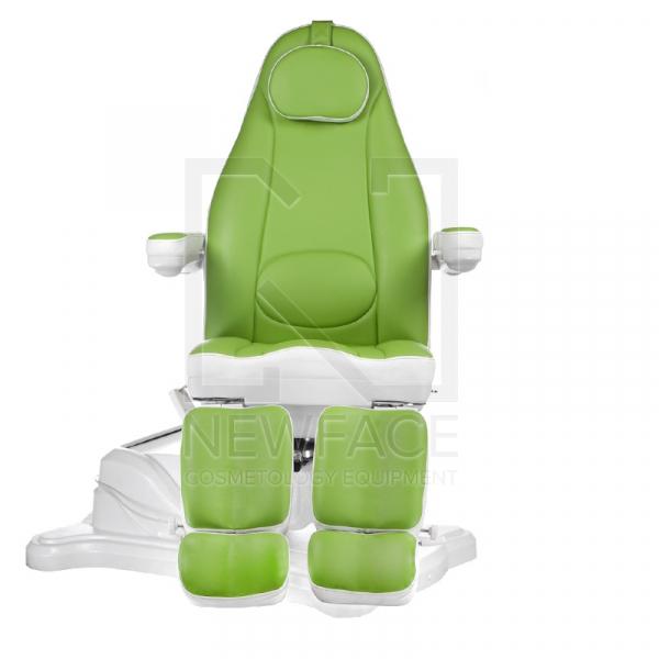 Elektryczny fotel kosmetyczny Mazaro BR-6672C Ziel #3