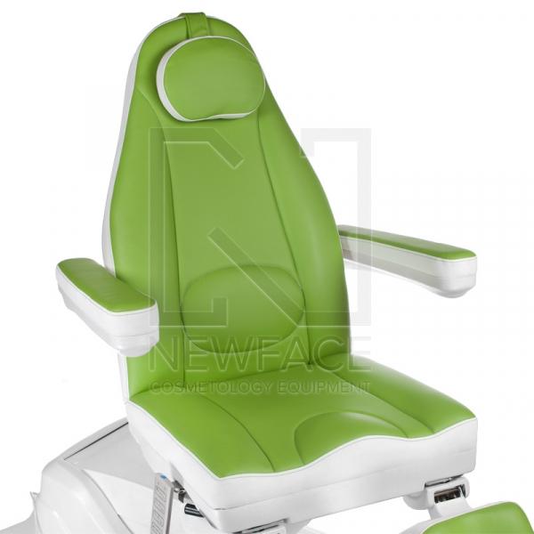 Elektryczny fotel kosmetyczny Mazaro BR-6672C Ziel #4