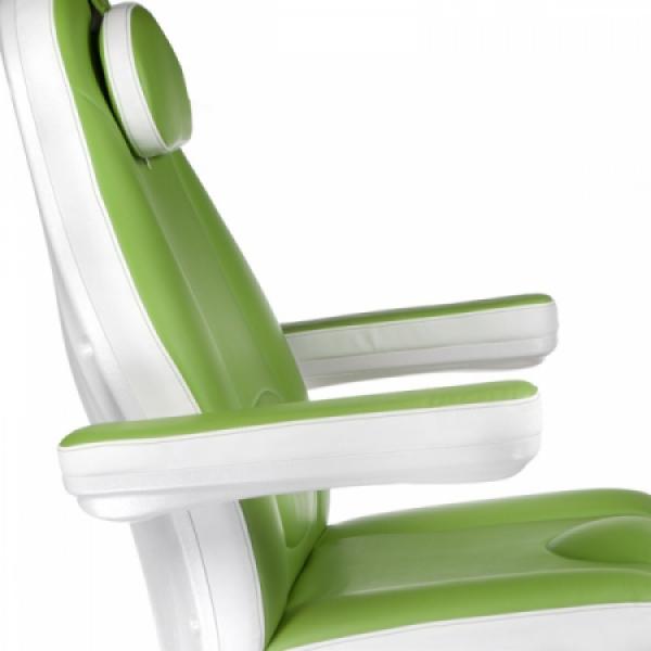 Elektryczny fotel kosmetyczny Mazaro BR-6672C Ziel #5
