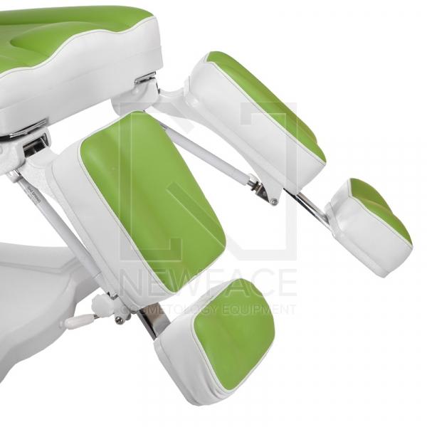 Elektryczny fotel kosmetyczny Mazaro BR-6672C Ziel #12