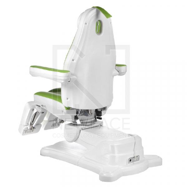 Elektryczny fotel kosmetyczny Mazaro BR-6672C Ziel #15