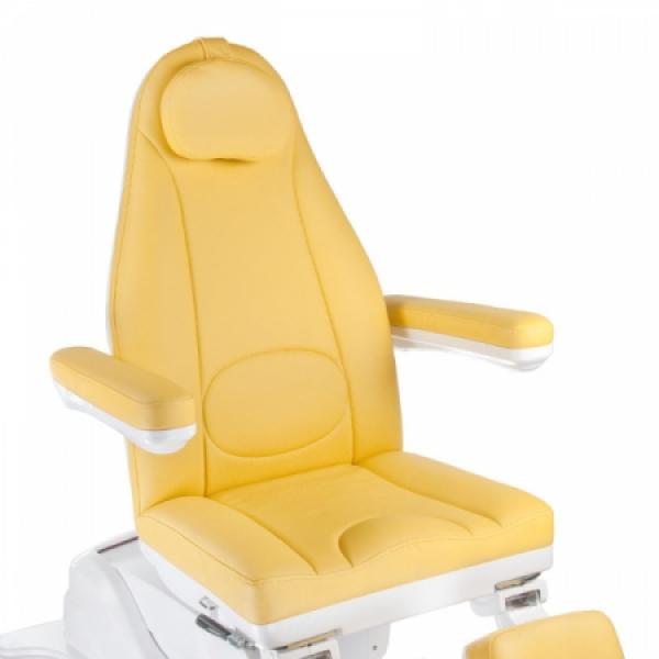 Elektryczny fotel kosmetyczny Mazaro BR-6672C Miod #2