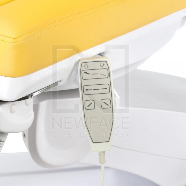 Elektryczny fotel kosmetyczny Mazaro BR-6672C Miod #4