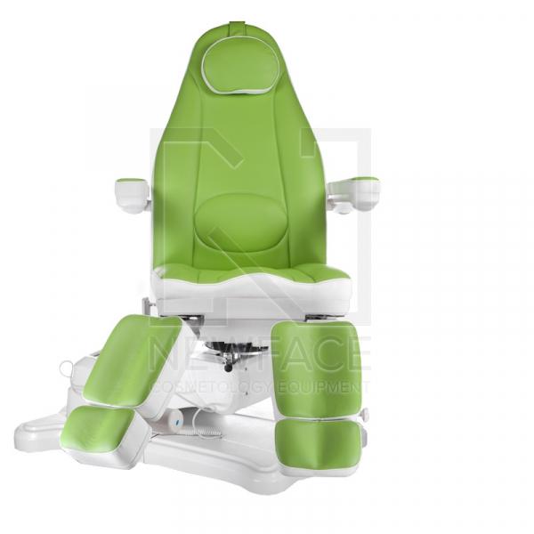 Elektryczny fotel kosmetyczny Mazaro BR-6672A Ziel #3