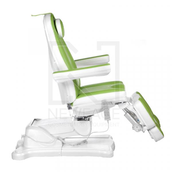 Elektryczny fotel kosmetyczny Mazaro BR-6672A Ziel #13