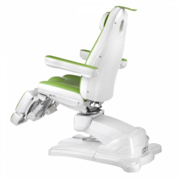 Elektryczny fotel kosmetyczny Mazaro BR-6672A Ziel #20