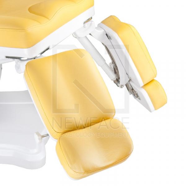 Elektryczny fotel kosmetyczny Mazaro BR-6672A Miod #3