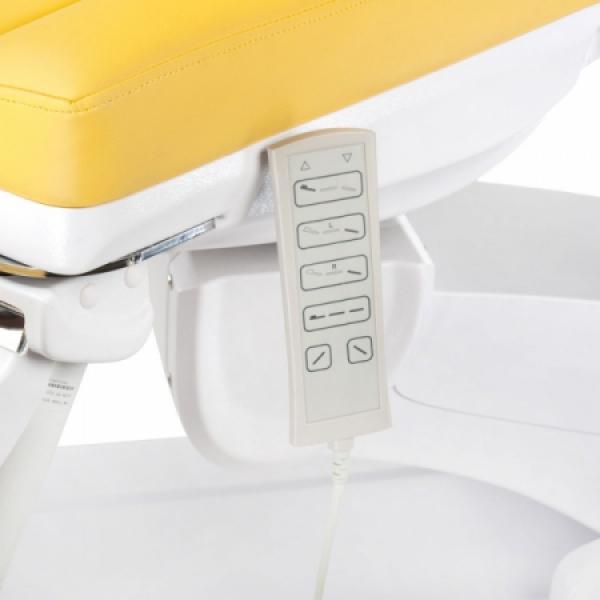 Elektryczny fotel kosmetyczny Mazaro BR-6672A Miod #4