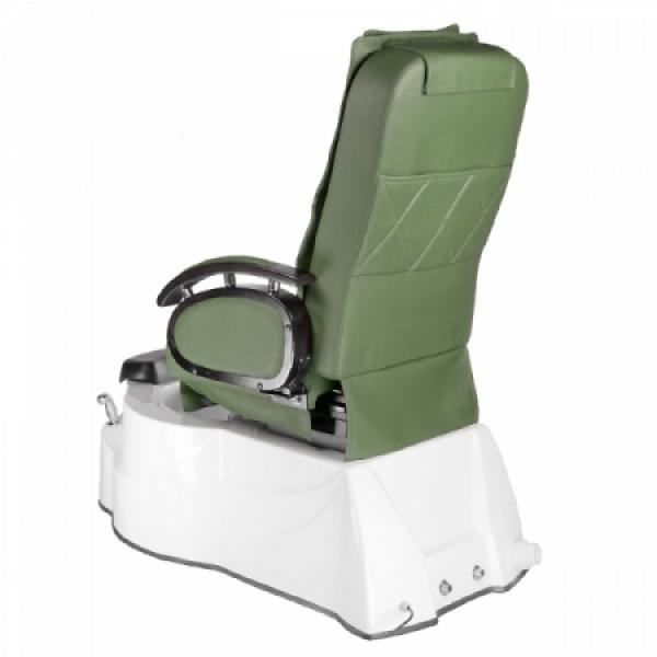 Fotel do pedicure z masażem BR-3820D Zielony #8