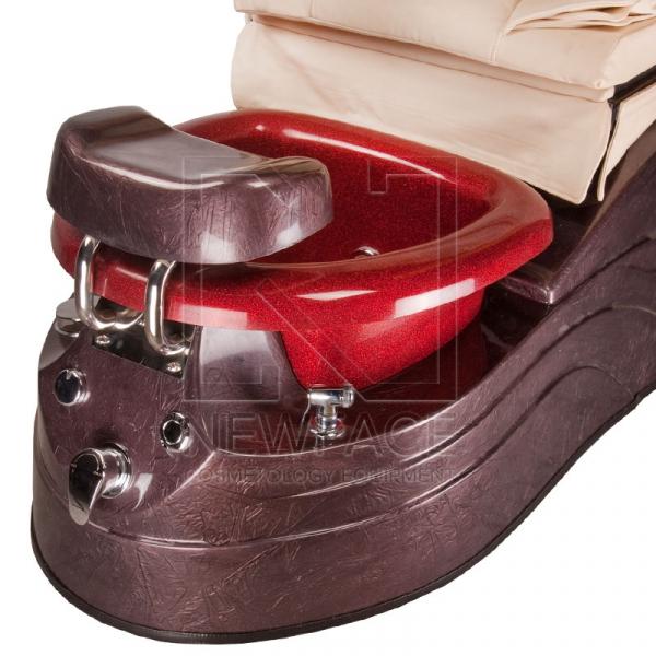 Fotel Pedicure SPA ARUBA BG-920 kremowy #3