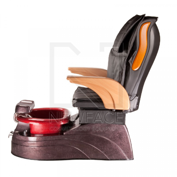 Fotel Pedicure SPA ARUBA BG-920 czarny #5