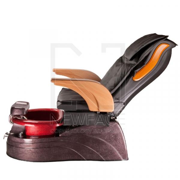 Fotel Pedicure SPA ARUBA BG-920 czarny #6