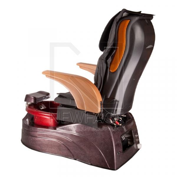 Fotel Pedicure SPA ARUBA BG-920 czarny #7