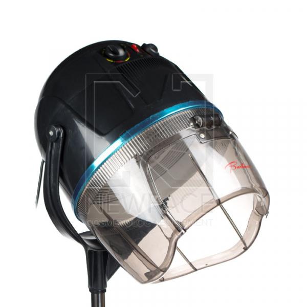 Suszarka hełmowa statyw BB-6082H czarna #2