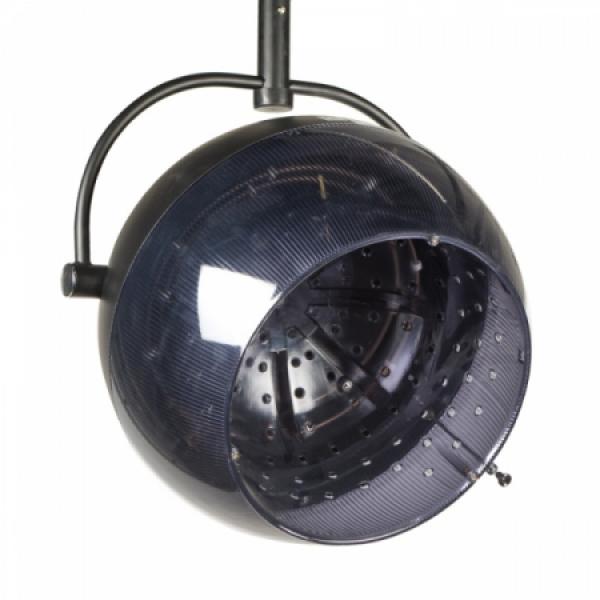 Suszarka hełmowa wisząca BWH-130 czarna #2