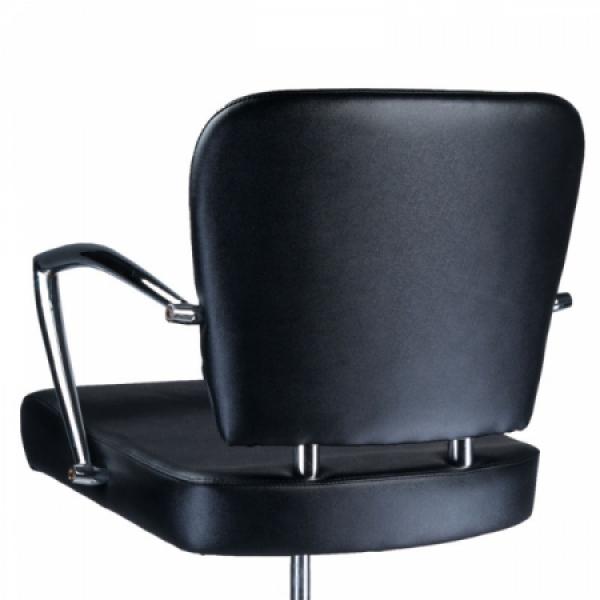 Fotel fryzjerski LIVIO czarny BD-1003 #3