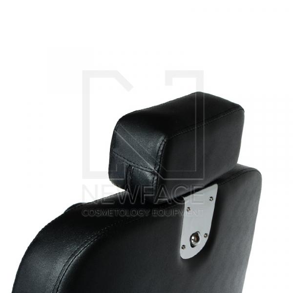 Fotel fryzjerski dla golibrody AXEL BD-2002 Czarny #8