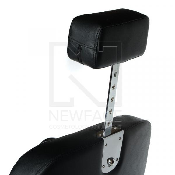 Fotel fryzjerski dla golibrody AXEL BD-2002 Czarny #9