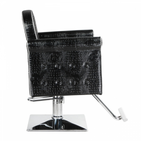 Fotel fryzjerski Carlo czarny BM-256 #4