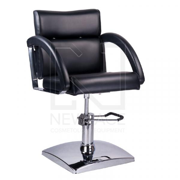 Fotel fryzjerski DINO czarny BR-3920 #1