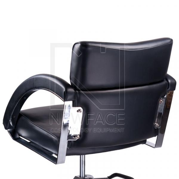 Fotel fryzjerski DINO czarny BR-3920 #2