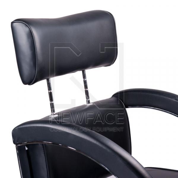 Fotel fryzjerski DINO czarny BR-3920 #3