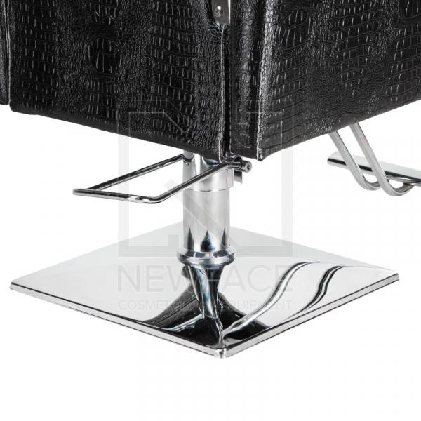Fotel fryzjerski Lorenzo czarny BM-291 #3