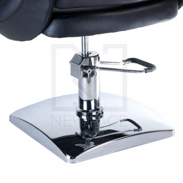 Fotel fryzjerski NICO czarny BD-1088 #4