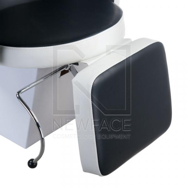 Myjnia fryzjerska LUIGI BR-3542 czarno-biała #2