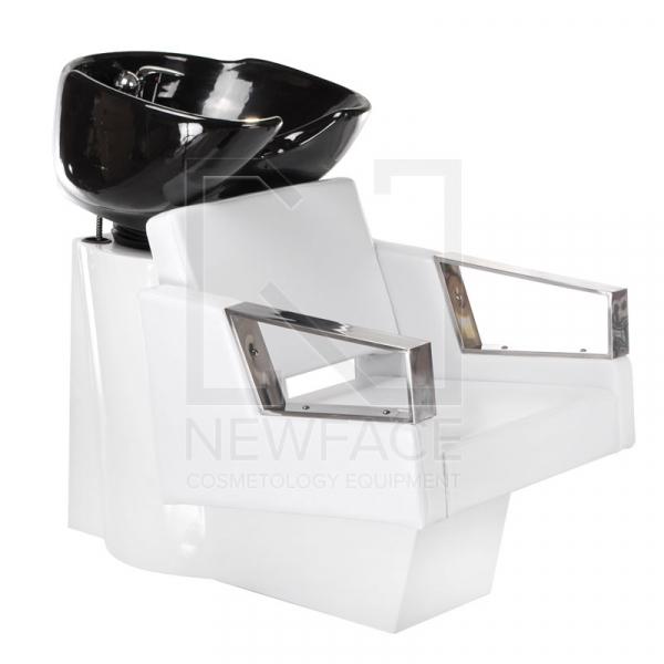 Myjnia fryzjerska Arturo BR-3573 biała #1