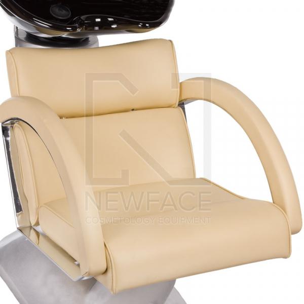Myjnia fryzjerska DINO kremowa BR-3530 #2