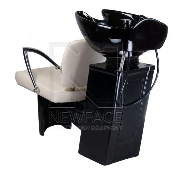 Myjnia fryzjerska LIVIO kremowa BD-7822 #3
