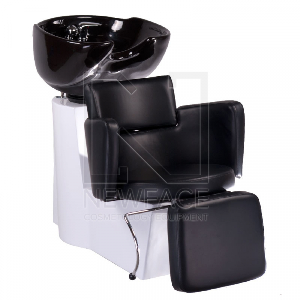 Myjnia fryzjerska LUIGI BR-3542 czarna #1