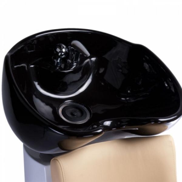 Myjnia fryzjerska LUIGI BR-3542 kremowa #4