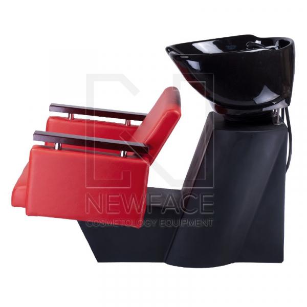 Myjnia fryzjerska MILO czerwona BD-7825 #2