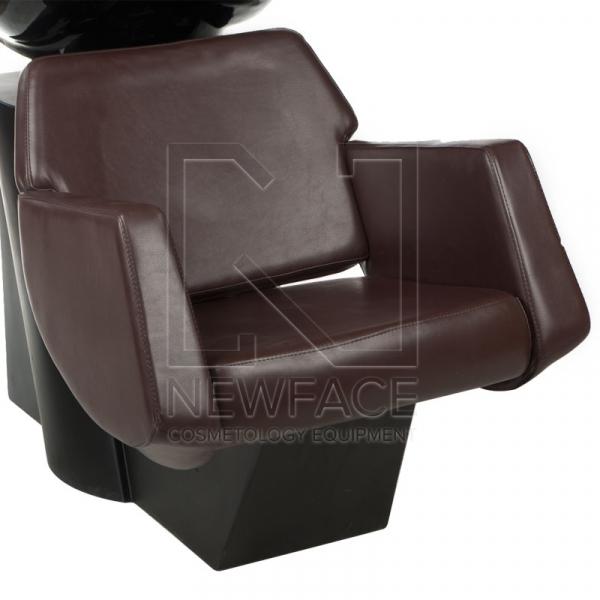 Myjnia fryzjerska NICO brązowa BD-7821 #2