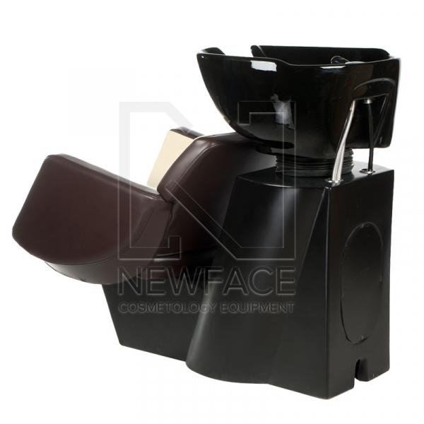 Myjnia fryzjerska NICO brązowo-kremowa BD-7821 #4