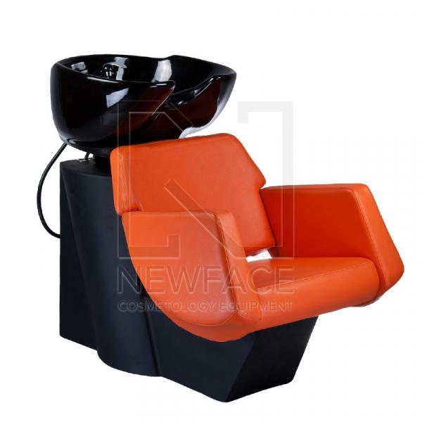 Myjnia fryzjerska NICO pomarańczowa BD-7821 #1