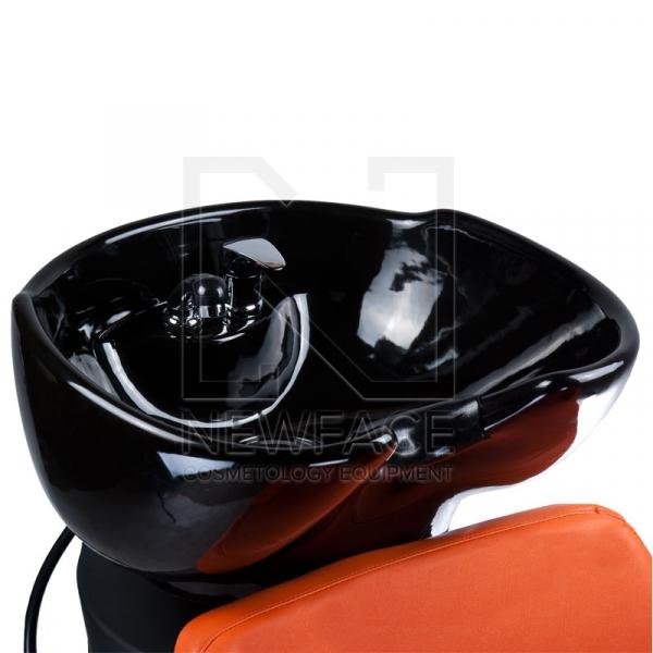 Myjnia fryzjerska NICO pomarańczowa BD-7821 #2