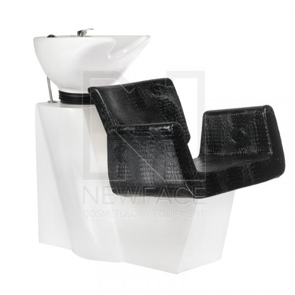 Myjnia fryzjerska Vito czarna BM-509 #1