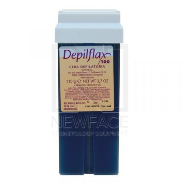 Depilflax Wosk Do Depilacji Rolka Azulen #1