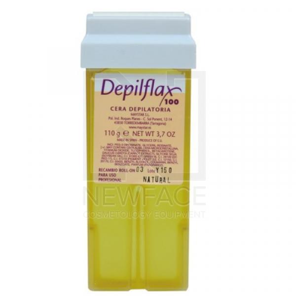 Depilflax Wosk Do Depilacji Rolka Naturalny #1