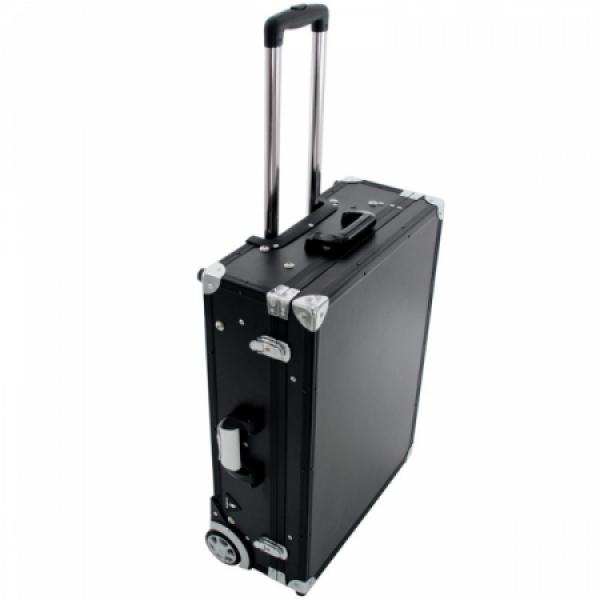 Kufer Kosmetyczny Glamour 9616 Czarny ( Przenośne Stanowisko) #4