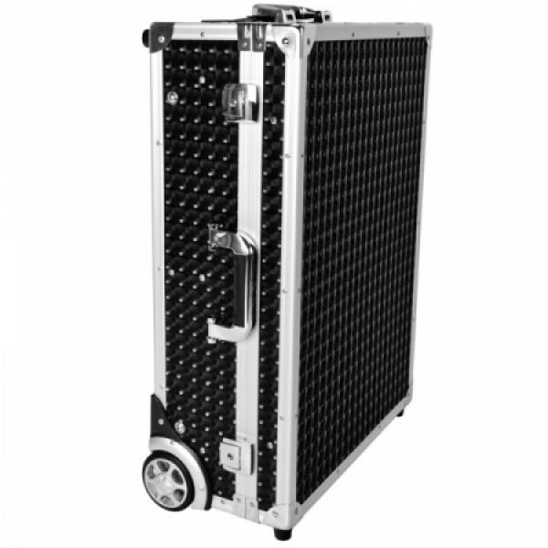 Kufer Kosmetyczny Glamour 9606 Czarny Cube (Przenośne Stanowisko) #5