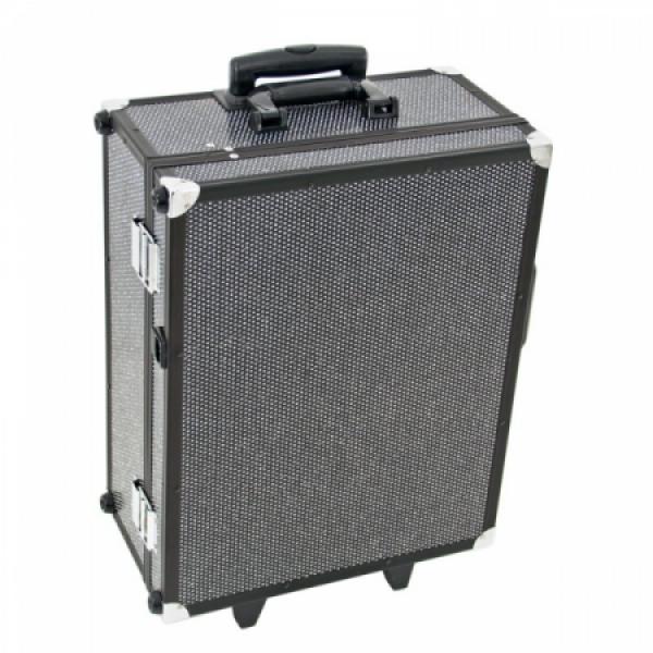 Kufer Kosmetyczny Glamour 9552 Czarny Crystal (Przenośne Stanowisko) #4