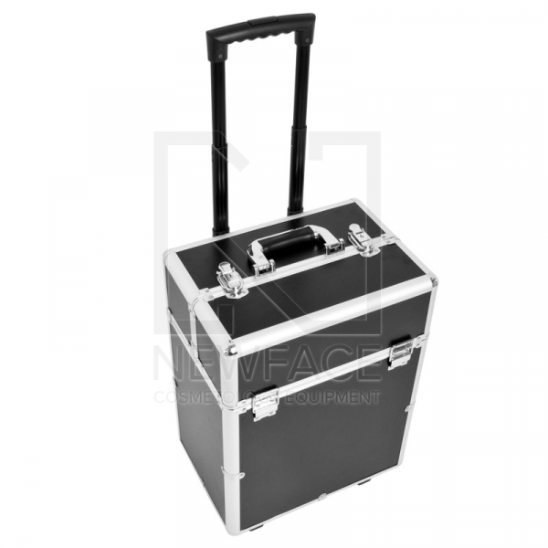 Kufer Kosmetyczny Glamour 9022 Czarny #1