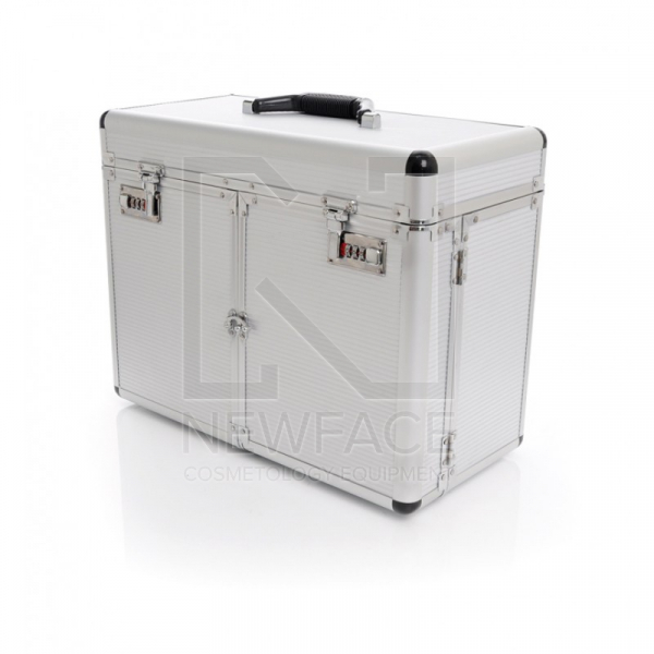 Kufer Kosmetyczny S - Duży Silver #1